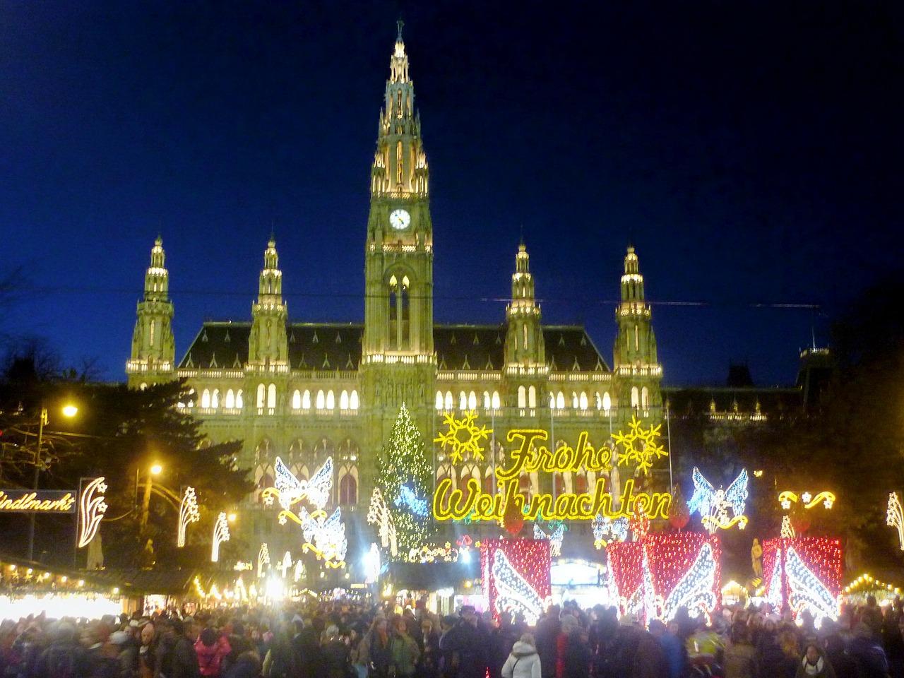 Aufklärung über Vergabe des Christkindlmarkts am Rathausplatz