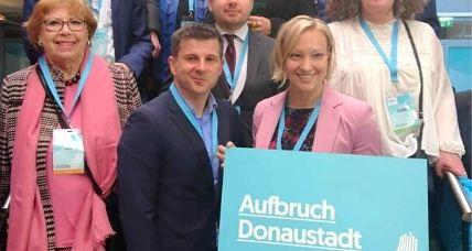 Landesparteitag der ÖVP Wien