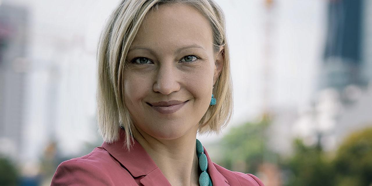 Ich kandidiere – Wahlkreis-Spitzenkandidatin der ÖVP Donaustadt