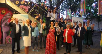Unsere Kandidaten für die Donaustadt