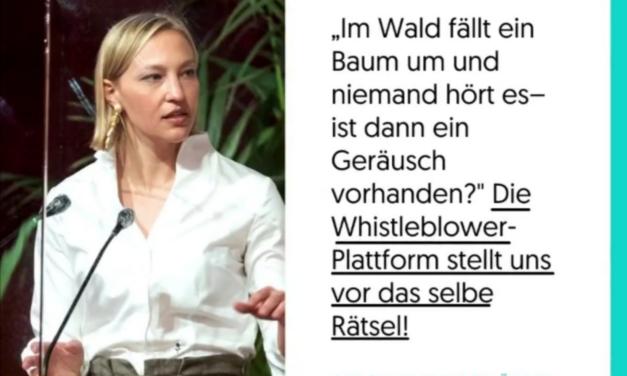 Whistleblower-Plattform: Was geschieht mit den Meldungen?